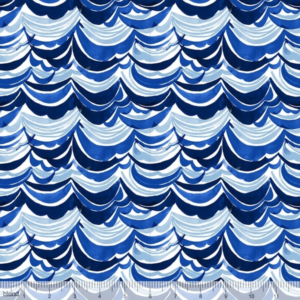 Webware Arctic Playground Waves BLUE (10cm)